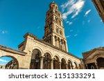 croatia   split in dalmatia.... | Shutterstock . vector #1151333291