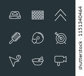modern flat simple vector icon... | Shutterstock .eps vector #1151340464