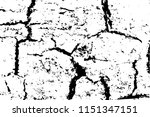 black and white grunge rough... | Shutterstock .eps vector #1151347151