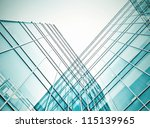 perspective and underside angle ...   Shutterstock . vector #115139965