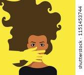 diversity   violence against... | Shutterstock .eps vector #1151453744