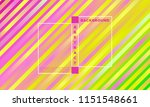 colorful striped background... | Shutterstock .eps vector #1151548661