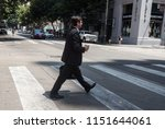 los angeles  usa   august 03 ... | Shutterstock . vector #1151644061