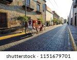 guadalajara streets in historic ...   Shutterstock . vector #1151679701