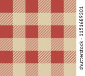 tablecloth pattern. simple... | Shutterstock . vector #1151689301