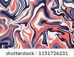 liquid marble texture. vector... | Shutterstock .eps vector #1151726231
