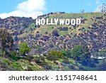 hollywood california   march 25 ... | Shutterstock . vector #1151748641