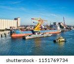 6 april 2018  rotterdam ... | Shutterstock . vector #1151769734