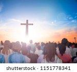 surrender concept  now... | Shutterstock . vector #1151778341