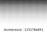 gradient halftone. abstract... | Shutterstock .eps vector #1151786891