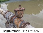 sewer infrastructure is... | Shutterstock . vector #1151793047