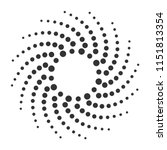 Round Concentric Geometric...