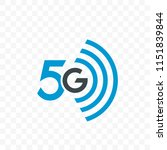 5g internet network vector logo ...