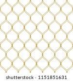 vector ornamental seamless... | Shutterstock .eps vector #1151851631