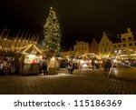 Snowless Christmas Market...