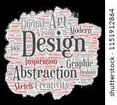 vector conceptual creativity... | Shutterstock .eps vector #1151912864