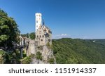 panorama view of the... | Shutterstock . vector #1151914337