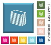 paper stack white icons on... | Shutterstock .eps vector #1151919947