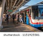 bts mo chit sky train station... | Shutterstock . vector #1151925581