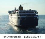 rafina  attica  greece   july... | Shutterstock . vector #1151926754