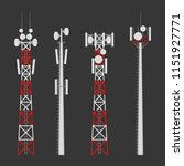 Transmission Cellular Towers...