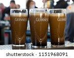 dublin  ireland   feb 15  2014  ... | Shutterstock . vector #1151968091