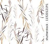 imprints meadow grass mix... | Shutterstock . vector #1152012191