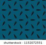 ornamental seamless pattern.... | Shutterstock .eps vector #1152072551