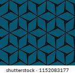 ornamental seamless pattern.... | Shutterstock .eps vector #1152083177