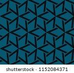 ornamental seamless pattern.... | Shutterstock .eps vector #1152084371