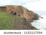 coastline  chimney rock  point...   Shutterstock . vector #1152117554