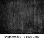 old black wood texture  for... | Shutterstock . vector #115212289