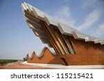 la rioja  spain   september 22  ... | Shutterstock . vector #115215421