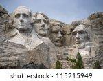 Famous Landmark And Mountain...