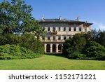 grebovka  havlicek gardens ... | Shutterstock . vector #1152171221