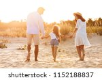 back view picture of young... | Shutterstock . vector #1152188837