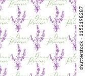 lavender green purple outline... | Shutterstock .eps vector #1152198287
