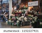 london  uk   july 26  2018 ... | Shutterstock . vector #1152227921