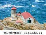 built in 1870  the point reyes... | Shutterstock . vector #1152233711
