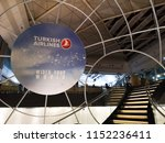 istanbul  turkey june 01 2018 ... | Shutterstock . vector #1152236411