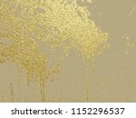 gold grunge texture to create... | Shutterstock . vector #1152296537