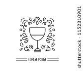 line vector illustration of... | Shutterstock .eps vector #1152310901