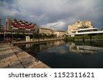 rijeka  croatia on the 15th of...   Shutterstock . vector #1152311621