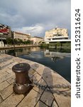 rijeka  croatia on the 15th of...   Shutterstock . vector #1152311624