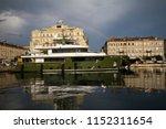 rijeka  croatia on the 15th of...   Shutterstock . vector #1152311654