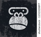 Gorilla Logo  Monkey Head ...