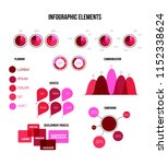infographic elements  business...   Shutterstock .eps vector #1152338624