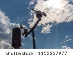 Home Weather Station On A...