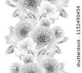 abstract elegance seamless... | Shutterstock . vector #1152490454