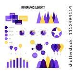 infographic elements  global...   Shutterstock .eps vector #1152494114